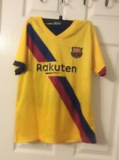Messi soccer sports jersey set number 10 youth Nwt
