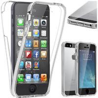 ebestStar Coque Silicone Gel Transparent iPhone SE 5S 6 7 8 Plus X