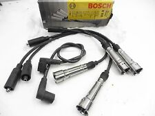 Genuine New Bosch Ignition Spark Plug Lead Cable Wire Set Vauxhall Carlton OMEGA