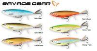 Savage Gear 3D Backlip Herring Lure 10 - 13.5cm / 19 - 45g  Various Colours
