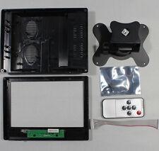 "Plastic Case for 7"" AT070TN92 800x480 LCD Display for HDMI+VGA+2AV Driver Board"