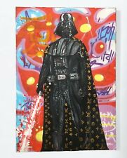 Star Wars Louis Vuitton Gemälde im Urban Art Stil 188cm x 131cm NEU