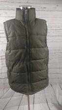 EUC Fourcast Men's Quilted Puffy Vest SZ. Large (L13)