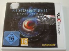 !!! NINTENDO 3DS SPIEL Resident Evil Revelations, gebraucht aber GUT !!!