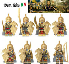 MINIFIGURES ELF - ELFO - LORD OF THE RINGS - HOBBIT - COMPATIBILE LEGO