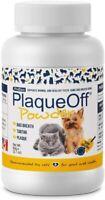 ProDen PlaqueOff Powder for Bad Breath, Tartar, & Plaque 60g, 180g, or 420g