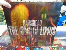 RADIOHEAD King of Limbs LP NEW vinyl [Thom Yorke]