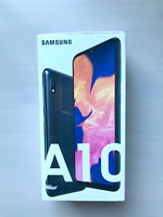 Samsung Galaxy A10 SM_A105FN/DS 32 GB Dual NFC LTE,Smartphone HD Infinity Negro