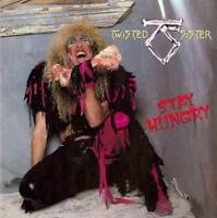 TWISTED SISTER - STAY HUNGRY: 25TH ANNIVERSARY EDITION NEW CD