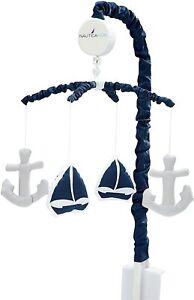 Nautica Kids Musical Mobile- Blue