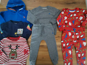 NEXT Dunnes boys 2-3 years bundle autumn winter tracksuits hoodie