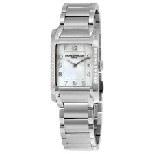 Baume and Mercier Hampton Mother of Pearl Diamond Ladies Watch 10051