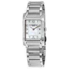 Baume and Mercier Hampton Mother of Pearl Diamond Ladies Watch 10051