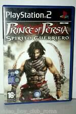 PRINCE OF PERSIA SPIRITO GUERRIERO GIOCO USATO OTTIMO SONY PS2 ED ITA FR1 36045