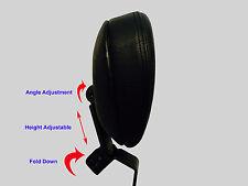 Fully Adjustable Driver's Backrest - Honda VTX 1300 C VTX 1300 N VTX 1800 C N