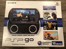 Sony PSP go 16GB Piano Black US VERSION!  PSP-N1001PB  BRAND NEW & SEALED!!!!