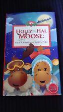 Build A Bear Holly And Hal Moose Hardback Book. Rare