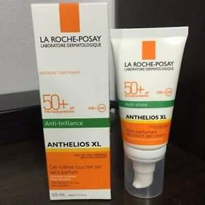 La Roche Posay Anthelios XL Face Sunscreen Spf 50+ Anti Shine Cream 50ml NEW