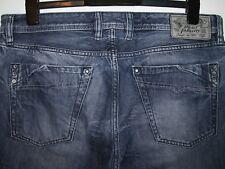 Diesel Mennit Regular-Straight Fit Jeans Laver 008B9 W34 L32 (a3422)