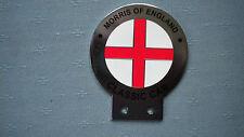 MORRIS dell' Inghilterra CHROME & SMALTO BADGE AUTO