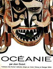 OCEANIE  Jean GUIART UNIVERSdes FORMES NRF 1963