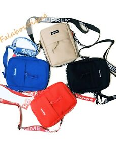 Supreme Crossbody SS18 Messenger Shoulder Bag Fanny Pack Waist Bag