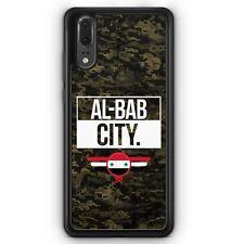 Huawei P20 SILIKON Hülle Al Bab City Camouflage Syrien Motiv Design Syrisch Syr