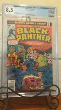 Black Panther Volume 1 Issue #1 (Slabbed; CGC Grade: 8.5) by Comic Blink