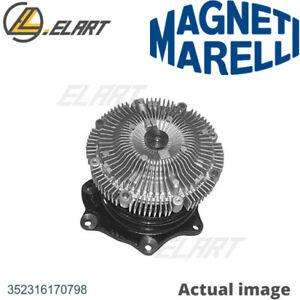 WATER PUMP FOR NISSAN FORD TERRANO II R20 TD27T TD27TI TD27 MAGNETI MARELLI