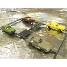 ** Wiking 09130520 Set 4 Cars 1:160 N Scale