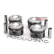 STD Pistons Rings Set Ø76.5mm For VW Jetta Golf Plus Tiguan Scirocco 1.4TSI CAVD