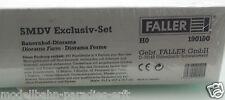 "Faller 190190 Spur h0 SMDV Exclusiv Set ""FATTORIA Diorama"" OVP (st185)"