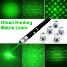 HD GRADE GHOST HUNTING Green Laser Pointer 5MW