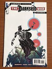 Justice League: Darkseid War Superman #1 (2016) 1st PRINT DC VF/NM WONDER WOMAN