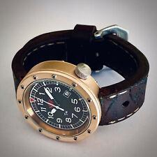 Berkbinder & Brown T46 V2  Bronze 46MM Tool Watch w/ ETA 2824-2