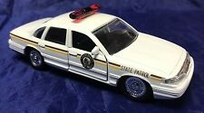 North Dakota State Patrol 1:43 Ford Crown Victoria Road Champs Toy Police Car