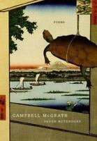 NEW - Seven Notebooks: Poems by McGrath, Campbell