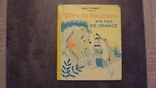 Walt Disney présente Winnie l'ourson n'a pas de chance - Les albums roses 1967