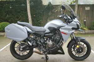 YAMAHA MT-07 TACER 700 GT 2019 (69) IN GREY 2 OWNERS FULL SERVICE HISTORY