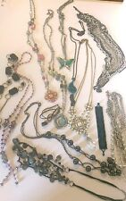 Great Lot of Mixed Fashion Jewelry Necklaces and Bracelet !!!FREE SHIPPING!!!