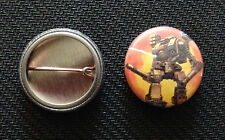 "Warhammer - Battletech - 1"" Pinback Button Pin - Mechwarrior - Buy 2 Get 1 Free"