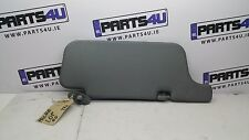 2000 NISSAN MICRA SUN VISOR LEFT SIDE RHD DARK GREY COLOUR