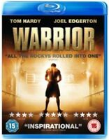 Warrior Tom Hardy, Joel Edgerton Brand New Sealed Bluray / DVD