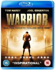 WARRIOR - BLU RAY - TOM HARDY - NEW / SEALED - UK STOCK