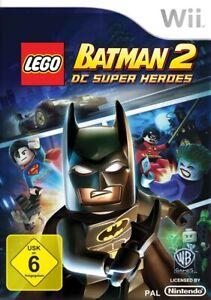 LEGO Batman 2 - DC Super Heroes - Nintendo Wii Spiel