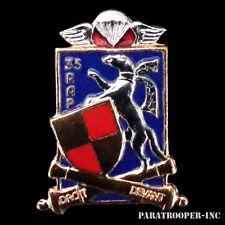 Insigne Métallique / Metal Badge - 35eme RAP Régiment d'Artillerie Parachutiste