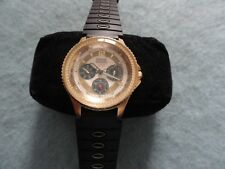 Guess Waterpro Quartz Water Resistant Men's Watch with Three Sub Dials