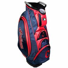 NEW Team Golf MLB Cleveland Indians Victory Cart Bag