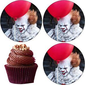 Stephen King Es It Eßbar Tortenaufleger Party Deko Tortenbild Muffin Geburtstag