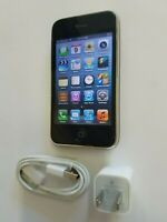 Unlockled GSM Apple iPhone 3GS 16GB Black AT&T T-Mobile Digicell Lyca Mobile